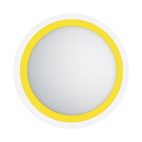 Top Light 5501/30/LK/ZL - Stropní svítidlo 2xE27/60W/230V