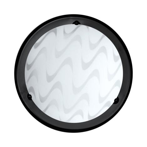 Top Light 5502/30/Č/SIN - Stropní svítidlo 1xE27/60W/230V