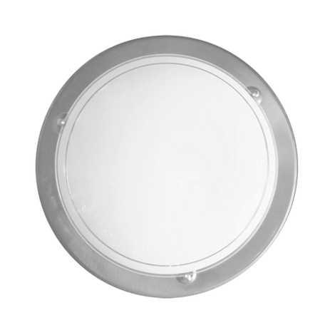 Top Light 5502/30/LK - Stropní svítidlo 1xE27/60W/230V matný chrom