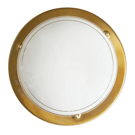 Top Light 5502/40/AN - Stropní svítidlo 1xE27/60W/230V zlatá