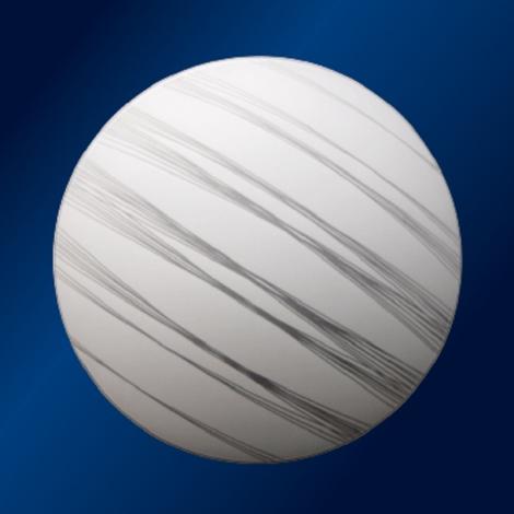 Top Light 5502/40XL/SVA/L  -  LED stropní/nástěnné svítidlo LED/18W/230V