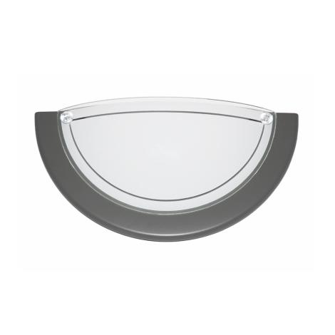 Top Light 5502/A/S - Nástěnné svítidlo 1xE27/60W/230V