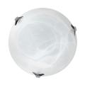 Top Light 5504/30/Cr/AL - Stropní svítidlo 1xE27/60W/230V