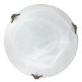 Top Light 5504/30/ZL/AL - Stropní svítidlo 1xE27/60W/230V