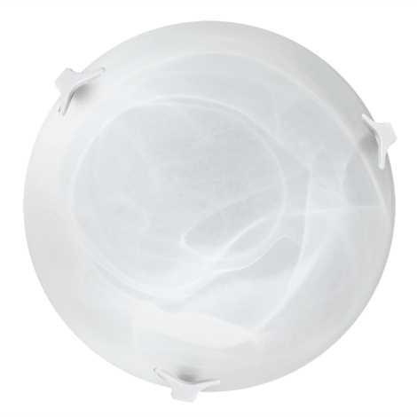 Top Light 5504/40/B/AL - Stropní svítidlo 2xE27/60W/230V