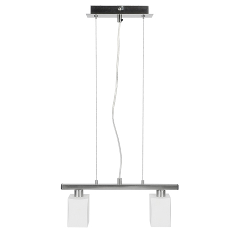Top Light Bari 2 - Lustr na lanku 2xG9/40W/230V