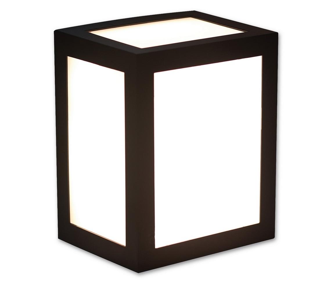 TOP LIGHT Top Light Burgos - LED Venkovní nástěnné svítidlo LED/12W/230V IP65 TP1528