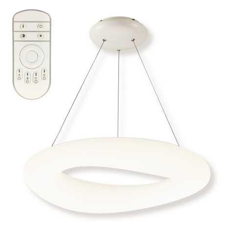 Top Light Cloud MAX RC - LED Stmívatelný lustr na lanku s dálkovým ovládáním LED/80W/230V