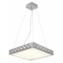 Top Light Diamond LED H - Lustr na lanku DIAMOND LED/36W/230V