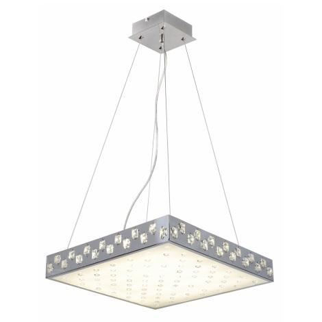 Top Light Diamond LED H - Lustr na lanku DIAMOND LED/36W/230V