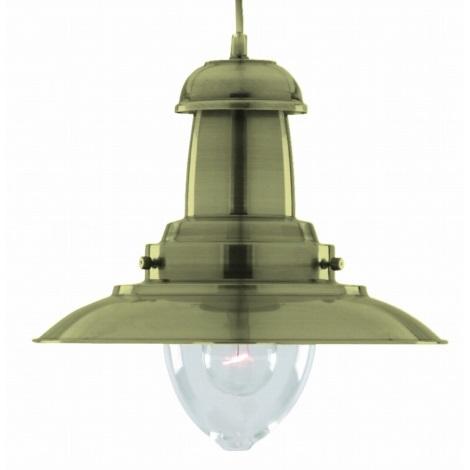 Top Light Fisherman XL - Závěsné svítidlo 1xE27/60W