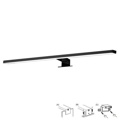 Top Light GILA C XL - LED Koupelnové osvětlení zrcadla LED/8W/230V IP44