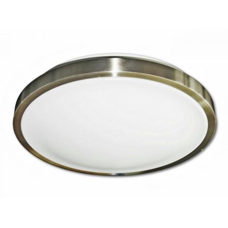 TOP LIGHT - Koupelnové stropní svítidlo ONTARIO LED/15W/230V 3000K