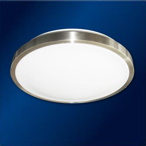 TOP LIGHT - Koupelnové stropní svítidlo ONTARIO LED/24W/230V 3000K