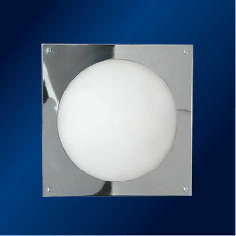 TOP LIGHT Koupelnové svítidlo - JIZERA 2xG9/40W