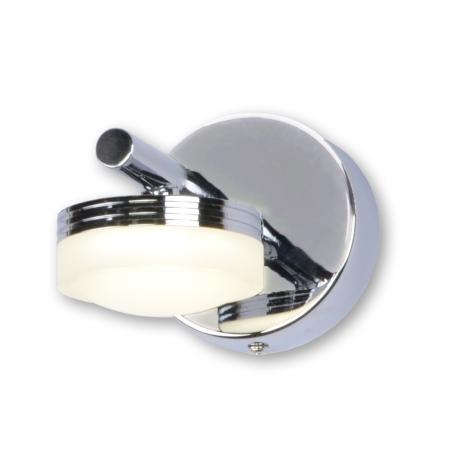 TOP LIGHT - LED koupelnové nástěnné svítidlo HUDSON 1xLED/5W/230V