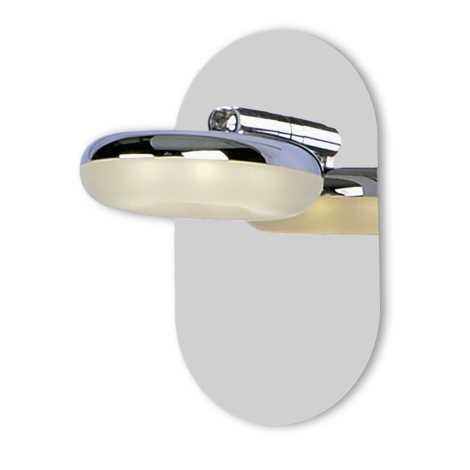 TOP LIGHT - LED koupelnové nástěnné svítidlo OHIO 1xLED/5W/230V