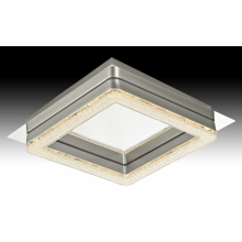 TOP LIGHT - LED stropní svítidlo CRYSTAL LED/16W/230V