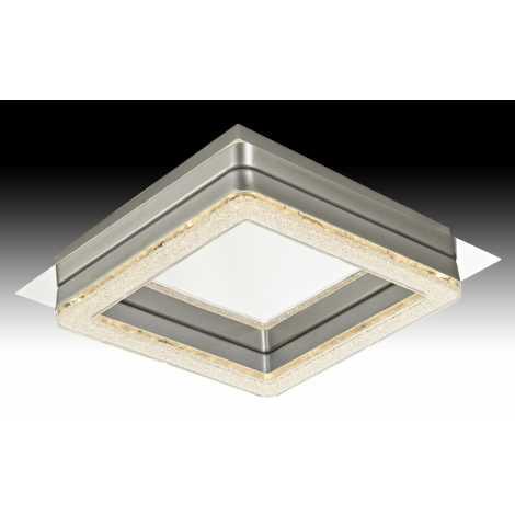 TOP LIGHT - LED stropní svítidlo CRYSTAL LED/16W/230V
