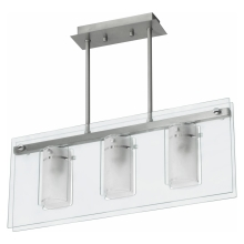 Top Light - Lustr RIMINI 3xG9/40W/230V