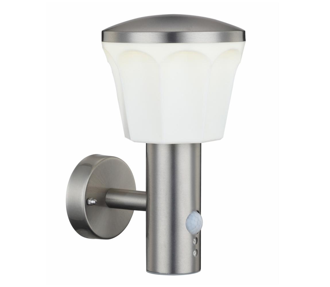 TOP LIGHT Top Light Messina PIR - LED Venkovní nástěnné svítidlo se senzorem LED/11W/230V TP123