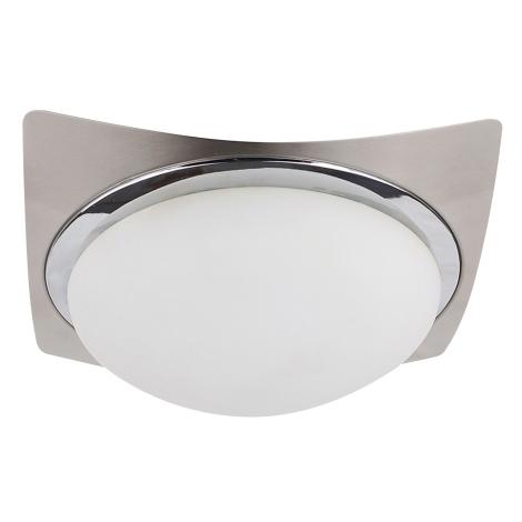 Top Light Metuje H - Koupelnové stropní svítidlo METUJE 2D/21W/230V chrom