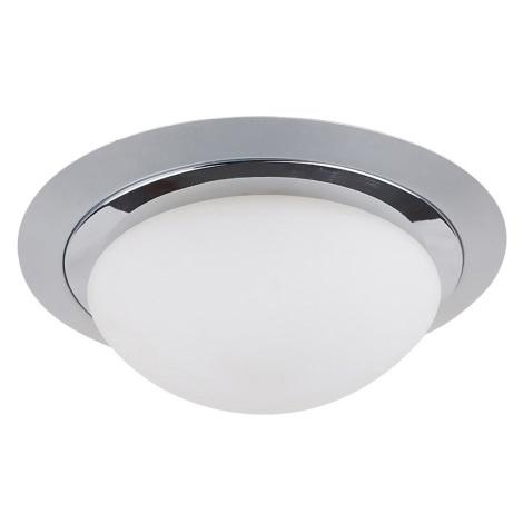 Top Light Metuje XL - LED Koupelnové stropní svítidlo METUJE 2xE27/6W/230V IP44