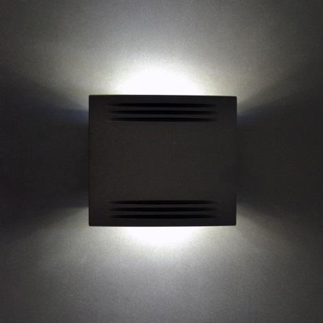 Top Light Ravenna 1 - LED venkovní svítidlo RAVENNA LED/8W/230V