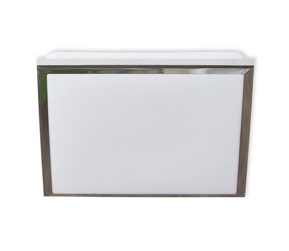 TOP LIGHT Top Light Silver HL - LED Koupelnové stropní svítidlo LED/24W/230V IP44 TP1525