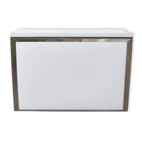 Top Light Silver HS - LED Koupelnové stropní svítidlo LED/10W/230V IP44