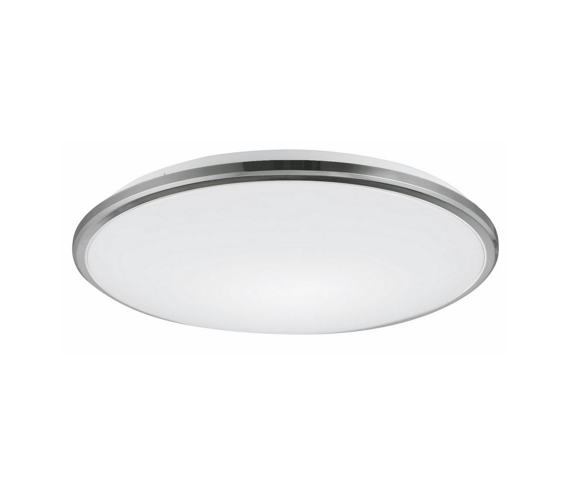 TOP LIGHT Top Light Silver KM 6000 - LED Stropní koupelnové svítidlo LED/18W/230V IP44 TP1374