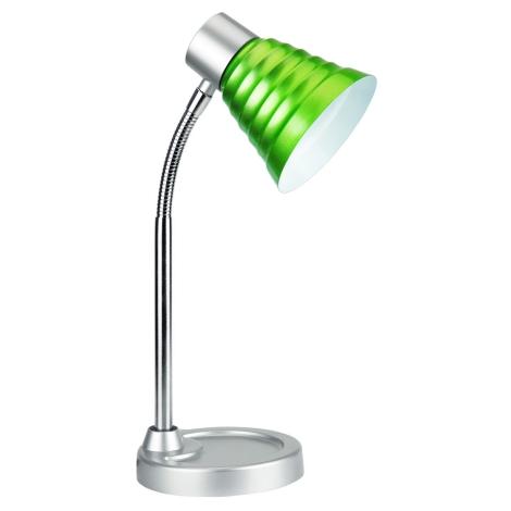 Top Light - Stolní lampa SILVIA 1xE14/40W/230V zelená