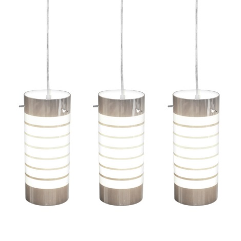 TOP LIGHT Závěsné svítidlo - ASPEN 3xE27/60W