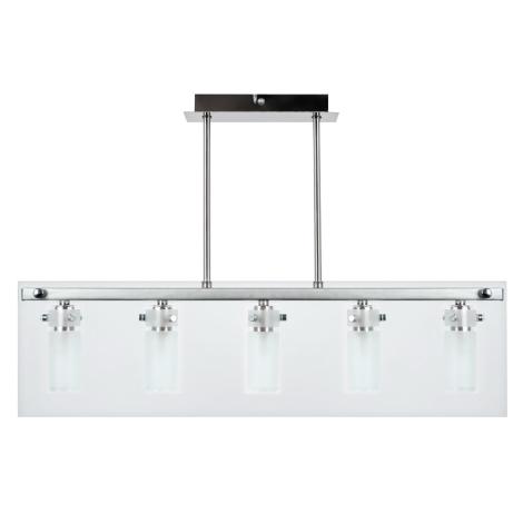 TOP LIGHT Závěsné svítidlo - RIMINI 5xG9/40W