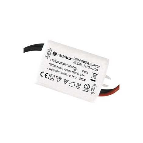 Trafo k LED pásku LED 30W   - GXLD002