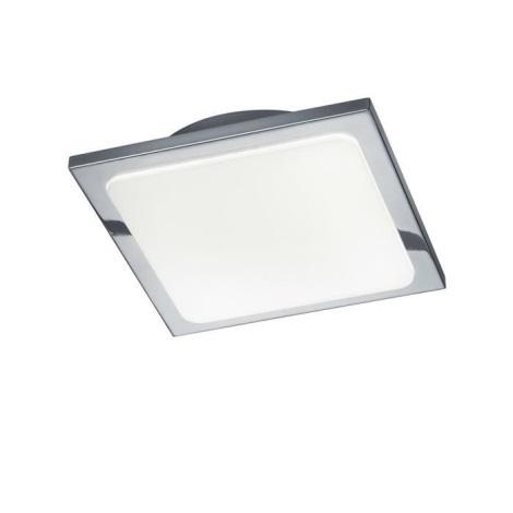 TRIO - LED Stmívatelné stropní svítidlo DENVER 1xLED/20W/230V lesklý chrom
