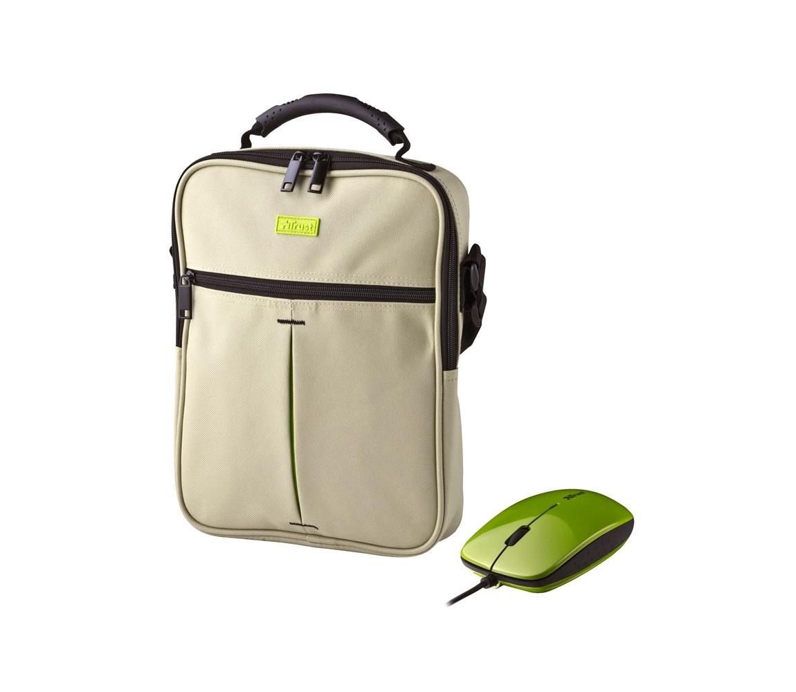 Trust ochranné pouzdro na 10″ netbook + optická myš M3981