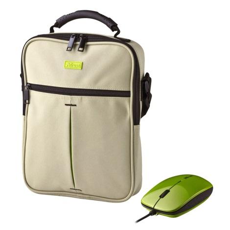 """Trust ochranné pouzdro na 10"""" netbook + optická myš"""