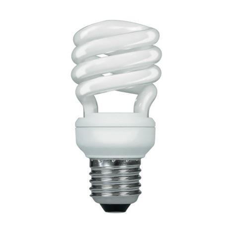 Úsporná žárovka 1xE27/18W/230V NARVATRONIC NT Mini 840