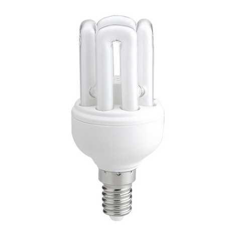 Úsporná žárovka 4U MINI E14/9W/230V