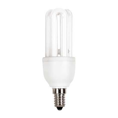Úsporná žárovka CLASSIC 3U E14/9W/230V