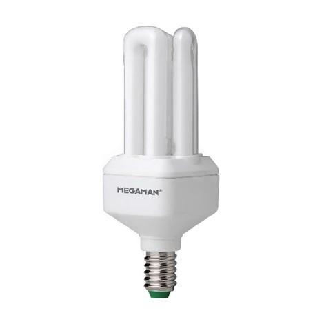 Úsporná žárovka E14/11W/230V - Megaman 3P411