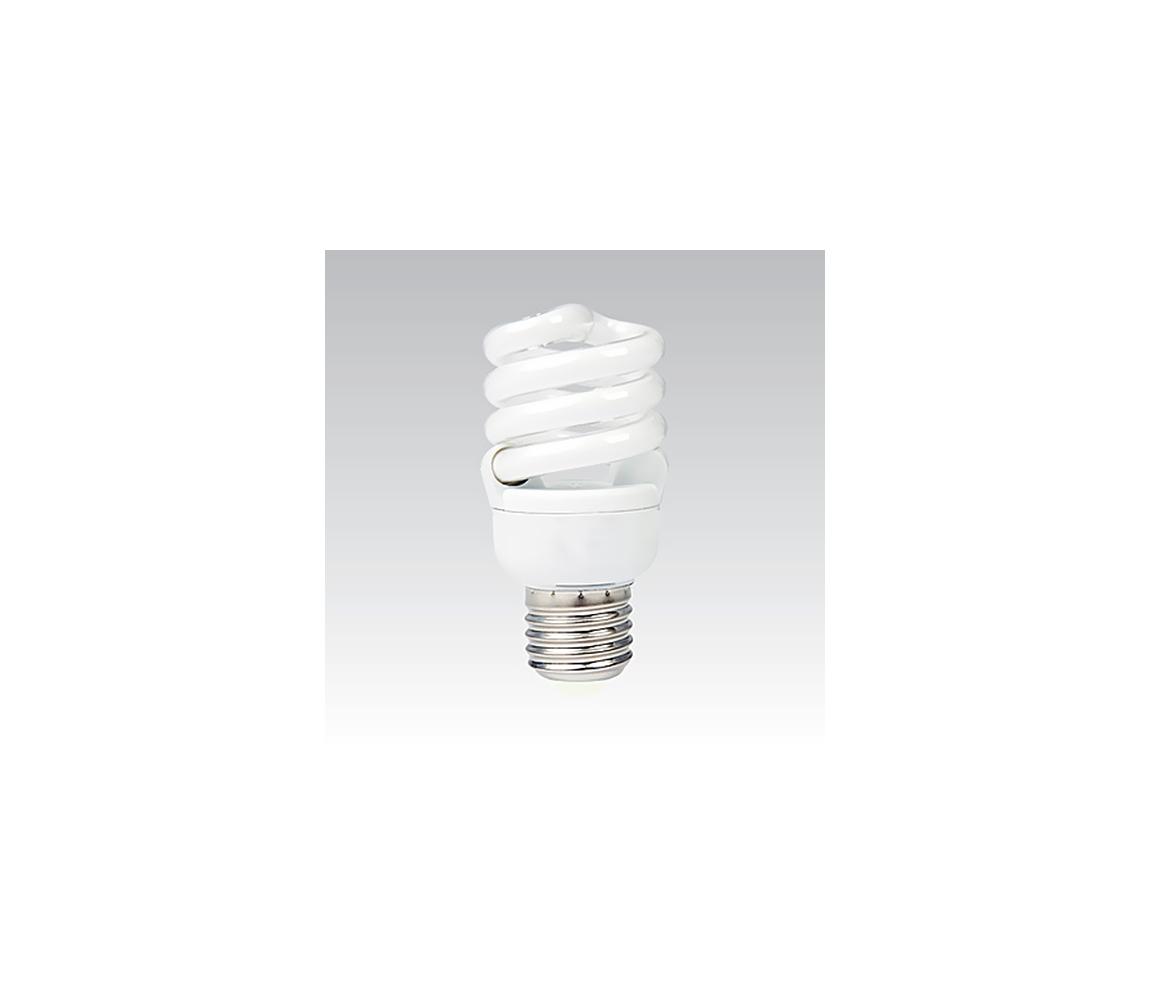 Úsporná žárovka E27/11W studená bílá N235435