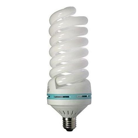 Úsporná žárovka E27/55W 230V spirála, teplá bílá