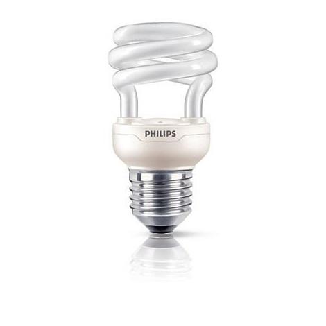 Úsporná žárovka E27/8W/230V ECONOMY TWISTER teplá bílá