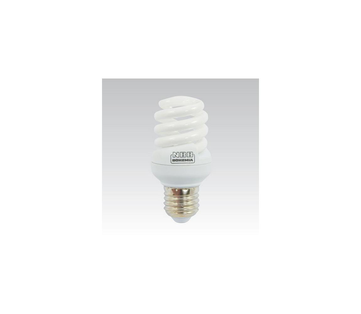 Narva Úsporná žárovka E27/9W/230V 2700K N0705