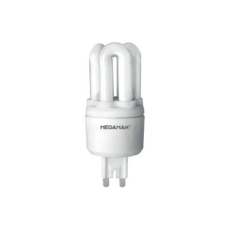 Úsporná žárovka G9/7W/230V - Megaman 3U307i