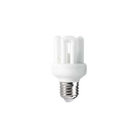 Úsporná žárovka MINI 4U E27/9W   - GXZK010