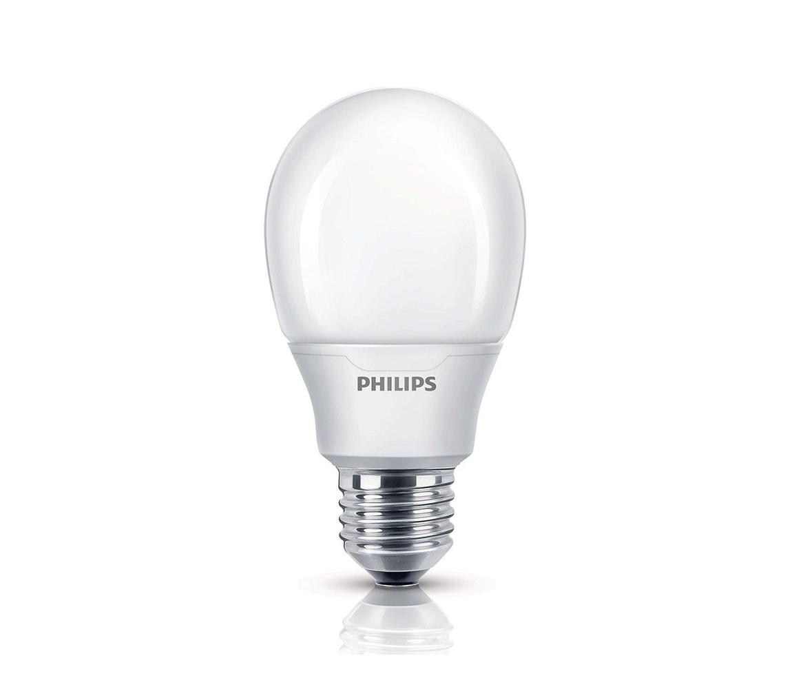 Philips Úsporná žárovka Philips E27/11W/230V 2700K P2123