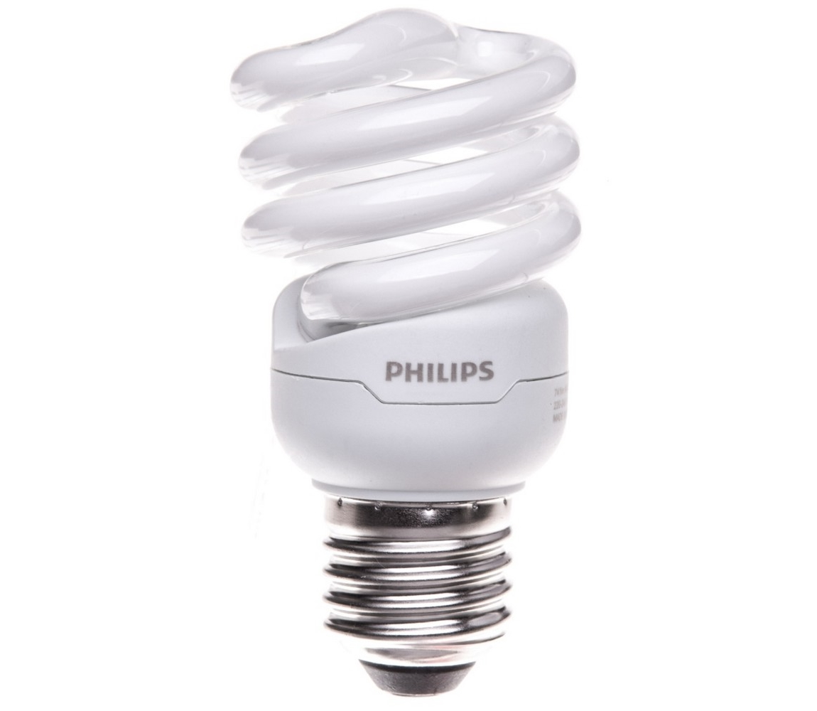 Philips Úsporná žárovka Philips E27/12W/230V 2700K P3536